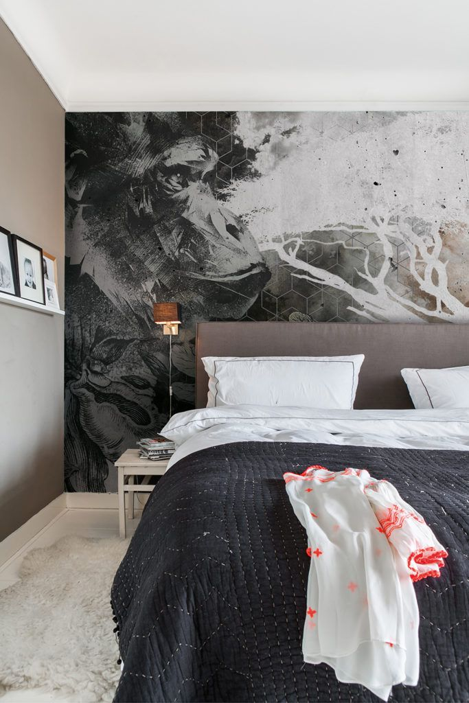 The best wallpaper patterns for bedrooms