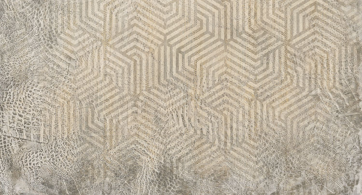 patterned wallpapers
