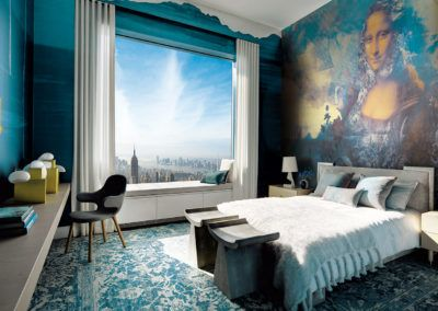 wallpaper modern interior design