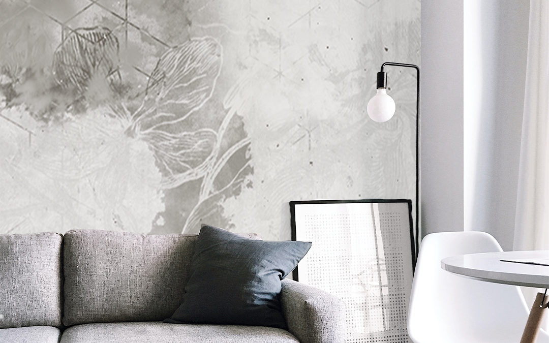 Wallpaper ideas for boho interior design projects