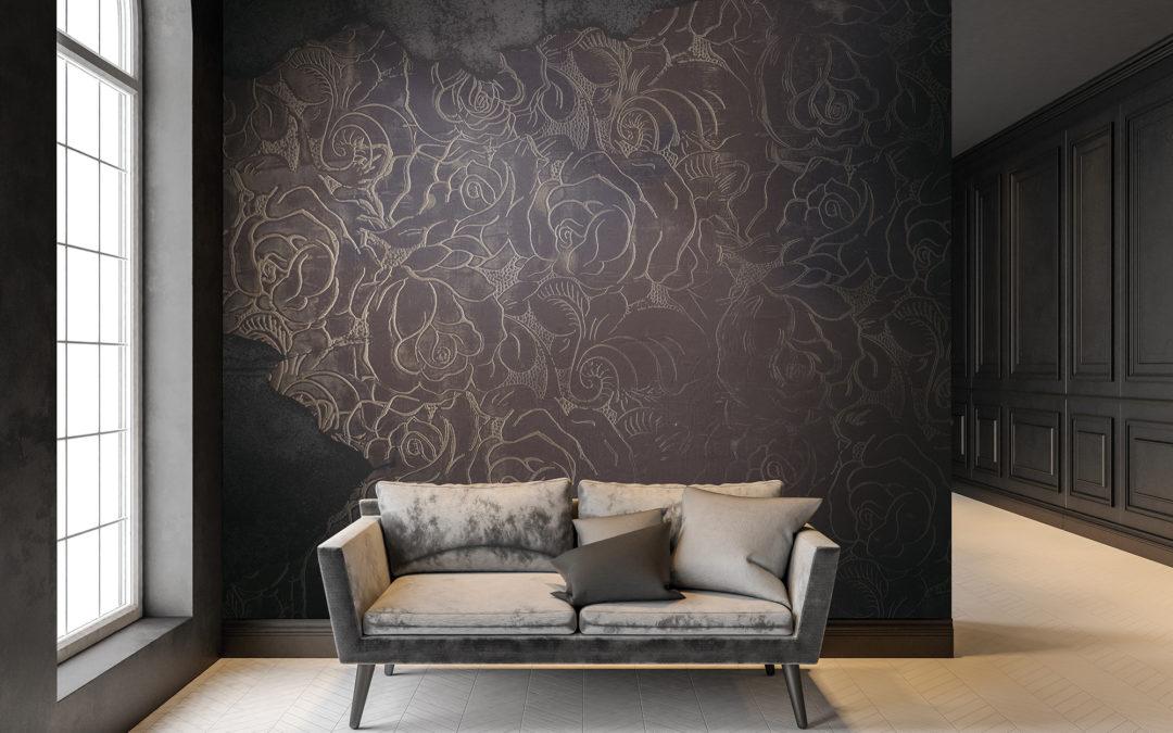 Modern interior design: Wallpapers for each variant
