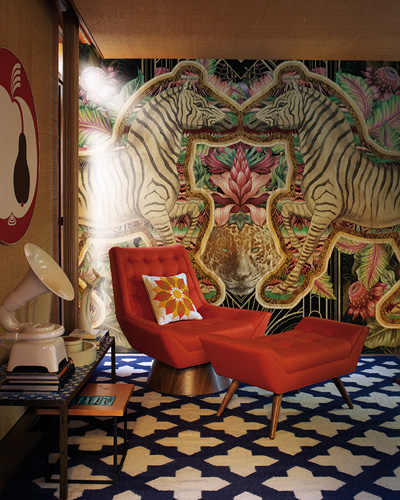 eclectic design MU12085-The-Deco-Brothers