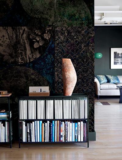 Eclectic design MU13043-Banbury-Lane